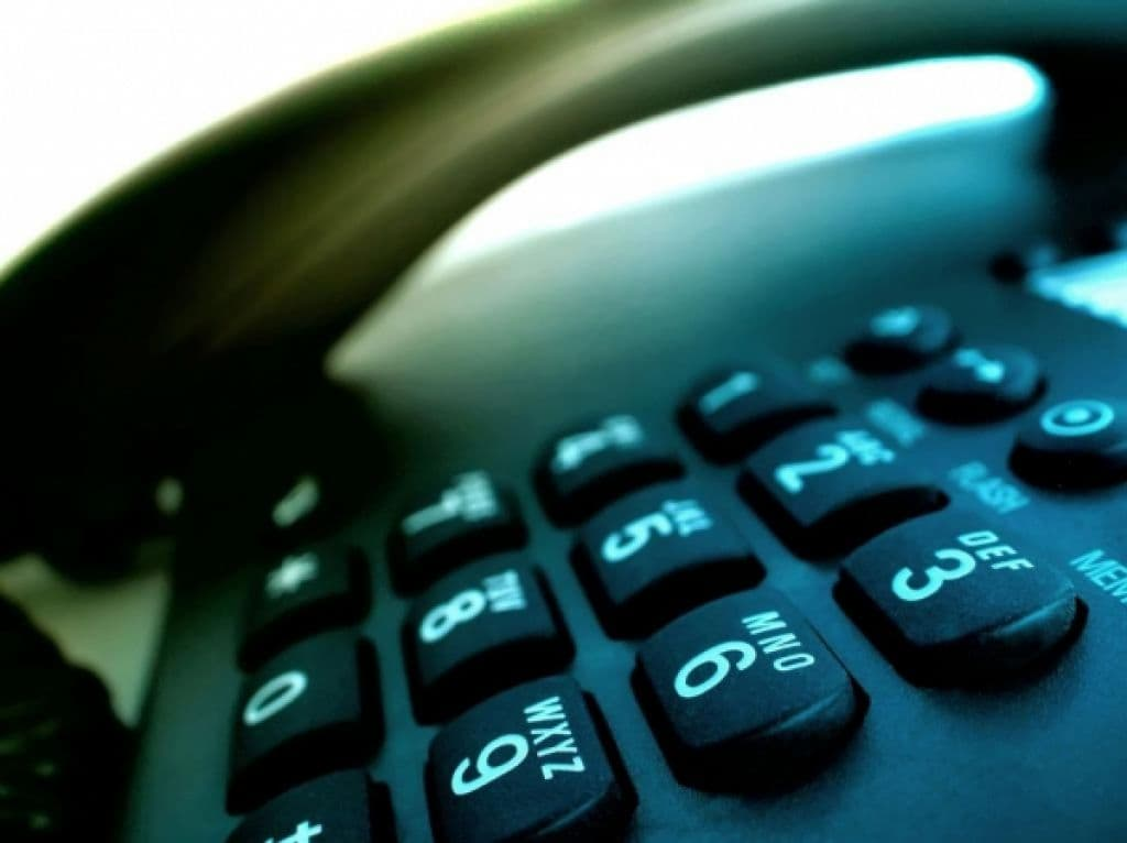 Прямая телефонная линия с начальником УВД Гродненского облисполкома