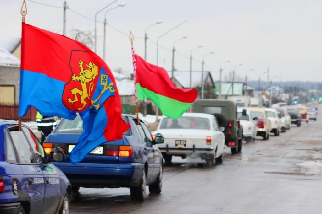 В Лиде после реконструкции открыли улицу Свердлова