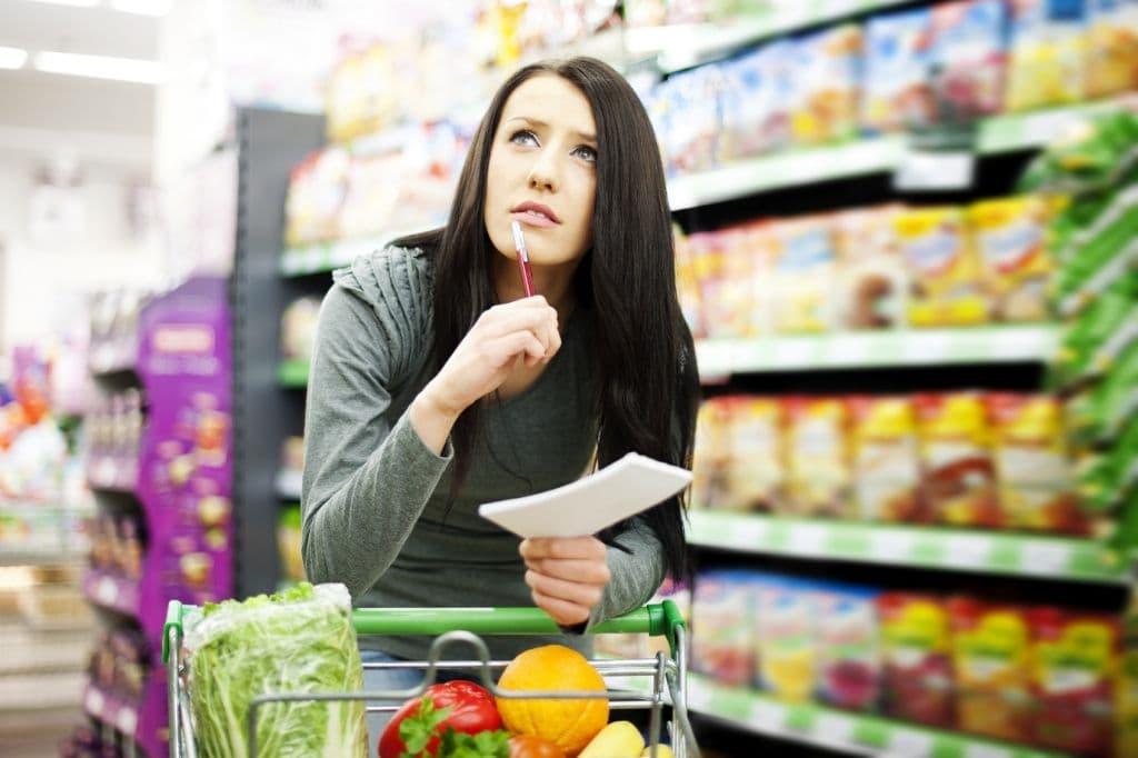 Сколько нужно зарабатывать, чтобы питаться правильно?