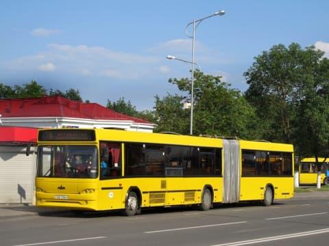 Расписание городского транспорта в Лиде