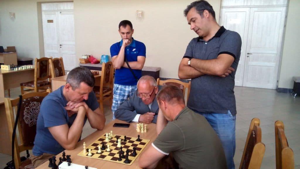 Международный день шахмат отметили в Вороново