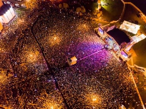 До масштабного фестиваля остался один день. Смотрите карту событий юбилейного LIDBEER-2019