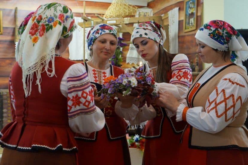 """У Цэнтры культуры і народнай творчасці прайшло свята """"Згукі Бацькаўшчыны"""""""