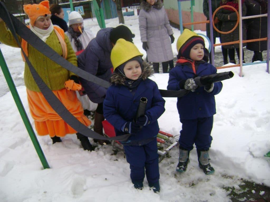 В Лиде учат безопасности с малых лет