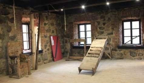 На мельнице под Лидой открыли камеру пыток и средневековый квест