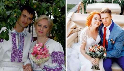 Необычные свадьбы в Лиде