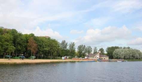 На Лидском озере утонул молодой парень