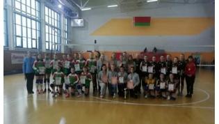 Лидские волейболистки стали вторыми на Первенстве области