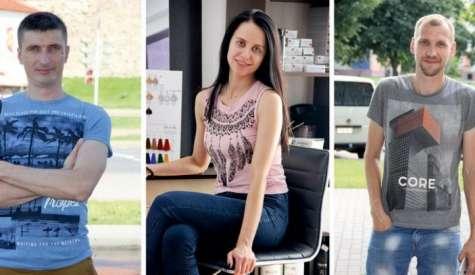 Молодые предприниматели рассказали, как вести бизнес в Лиде