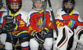 Открыт набор в группы по хоккею с шайбой детей 2009-2011 годов рождения