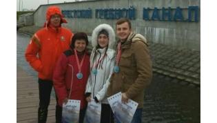 Лидские моржи вернулись с медалями с Кубка мира