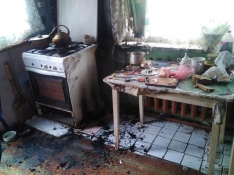 Огонь унес жизнь лидчанки: она уснула и на ней загорелась одежда