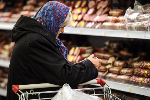 Инфляция в Беларуси за десять месяцев составила 5,3%