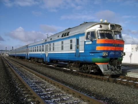 Об отмене поезда региональных линий экономкласса Гродно – Лида