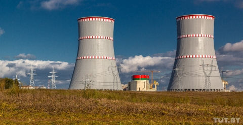 Первый энергоблок БелАЭС вновь стал функционировать