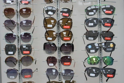 """Где в Лиде купить солнечные очки? Выбор """"ПВ"""" – магазин """"Око"""""""