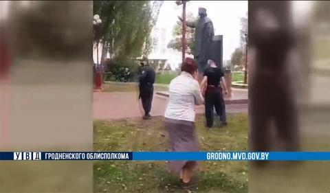 В Лиде вчера задержали41 человека