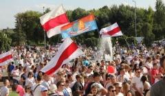В Лиде прошел Марш за свободу