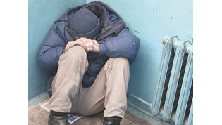 В Лиде обокрали бездомного