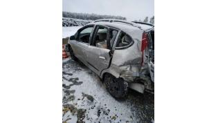 Подробности аварии возле Доржей. Рассказ очевидца