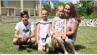 Лидчане спасли и заново научили ходить раненого аиста